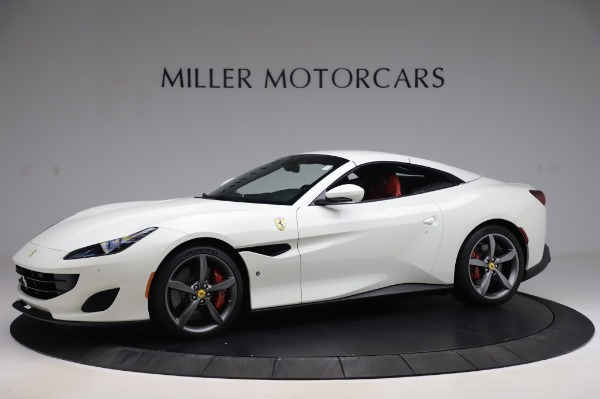 Used 2020 Ferrari Portofino Base for sale Sold at Alfa Romeo of Westport in Westport CT 06880 14