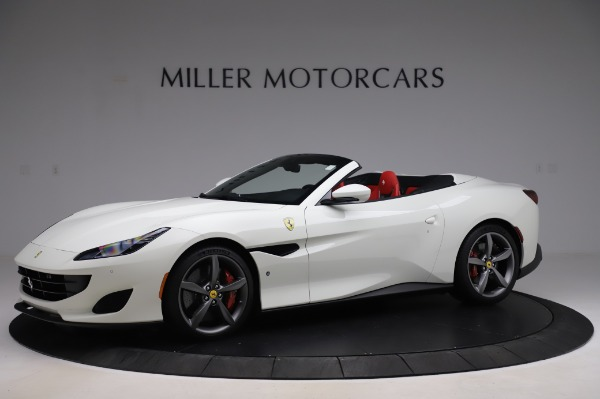 Used 2020 Ferrari Portofino Base for sale Sold at Alfa Romeo of Westport in Westport CT 06880 2