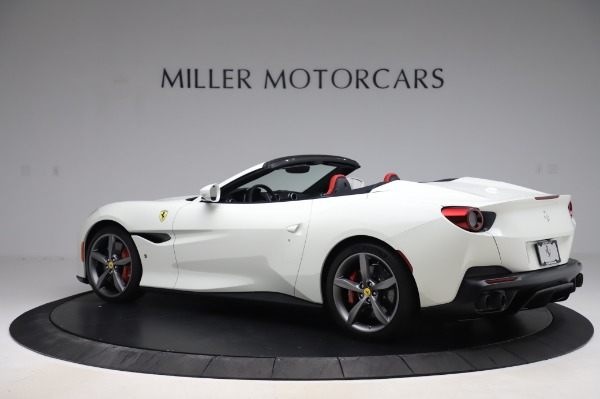 Used 2020 Ferrari Portofino Base for sale Sold at Alfa Romeo of Westport in Westport CT 06880 4