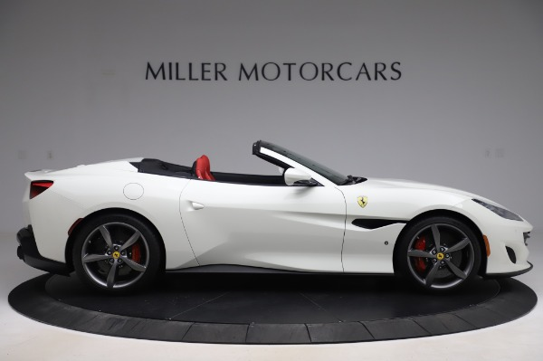 Used 2020 Ferrari Portofino Base for sale Sold at Alfa Romeo of Westport in Westport CT 06880 9