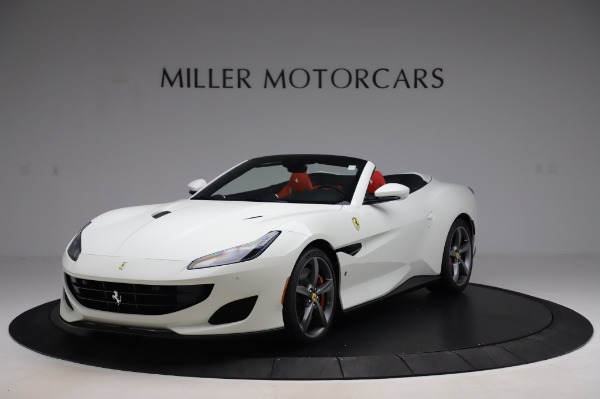 Used 2020 Ferrari Portofino Base for sale Sold at Alfa Romeo of Westport in Westport CT 06880 1