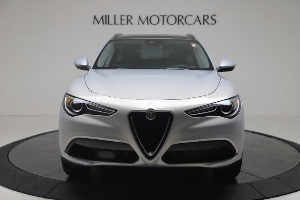 New 2020 Alfa Romeo Stelvio Q4 for sale $49,795 at Alfa Romeo of Westport in Westport CT 06880 12