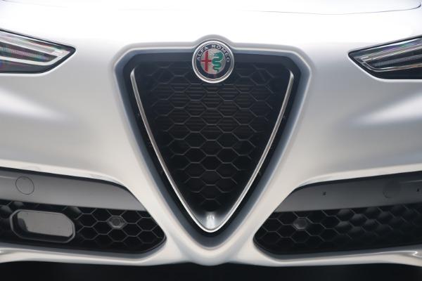 New 2020 Alfa Romeo Stelvio Q4 for sale $49,795 at Alfa Romeo of Westport in Westport CT 06880 13
