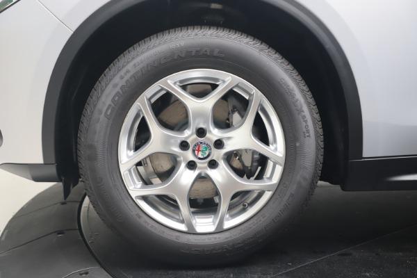 New 2020 Alfa Romeo Stelvio Q4 for sale $49,795 at Alfa Romeo of Westport in Westport CT 06880 14