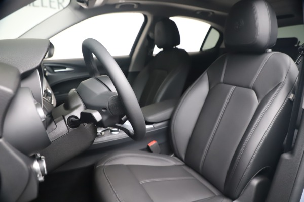 New 2020 Alfa Romeo Stelvio Q4 for sale $49,795 at Alfa Romeo of Westport in Westport CT 06880 15