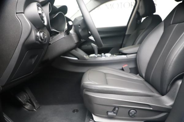 New 2020 Alfa Romeo Stelvio Q4 for sale $49,795 at Alfa Romeo of Westport in Westport CT 06880 16