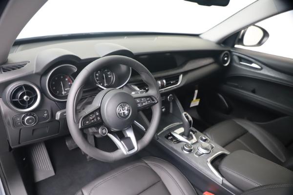 New 2020 Alfa Romeo Stelvio Q4 for sale $49,795 at Alfa Romeo of Westport in Westport CT 06880 17