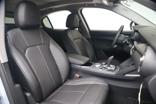 New 2020 Alfa Romeo Stelvio Q4 for sale $49,795 at Alfa Romeo of Westport in Westport CT 06880 22