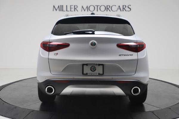 New 2020 Alfa Romeo Stelvio Q4 for sale $49,795 at Alfa Romeo of Westport in Westport CT 06880 6