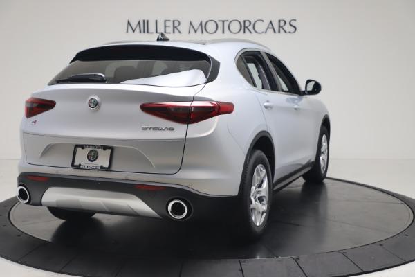 New 2020 Alfa Romeo Stelvio Q4 for sale $49,795 at Alfa Romeo of Westport in Westport CT 06880 7
