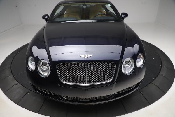 Used 2007 Bentley Continental GT GT for sale Sold at Alfa Romeo of Westport in Westport CT 06880 13