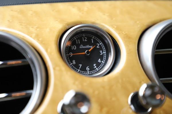 Used 2007 Bentley Continental GT GT for sale Sold at Alfa Romeo of Westport in Westport CT 06880 22