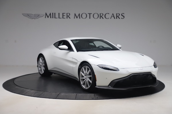 New 2020 Aston Martin Vantage for sale $181,781 at Alfa Romeo of Westport in Westport CT 06880 10