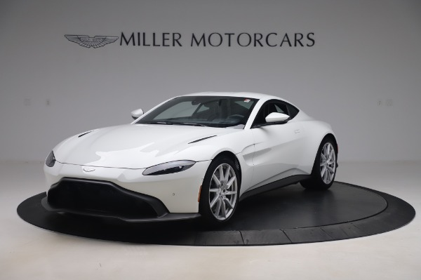 New 2020 Aston Martin Vantage for sale $181,781 at Alfa Romeo of Westport in Westport CT 06880 12