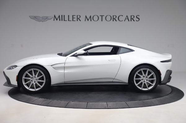 New 2020 Aston Martin Vantage for sale $181,781 at Alfa Romeo of Westport in Westport CT 06880 2