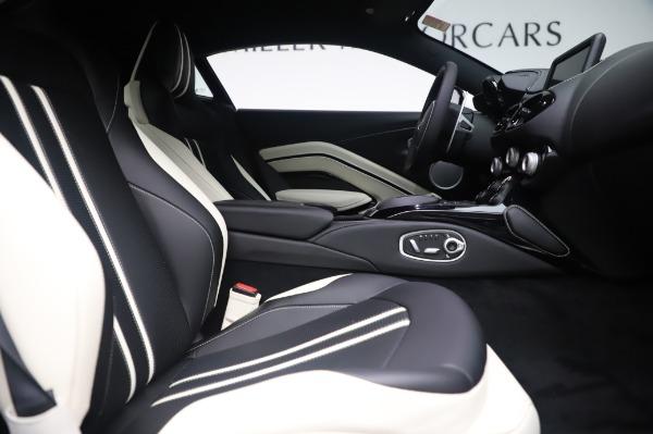 New 2020 Aston Martin Vantage for sale $181,781 at Alfa Romeo of Westport in Westport CT 06880 21