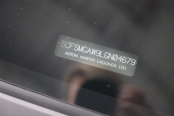 New 2020 Aston Martin Vantage for sale $181,781 at Alfa Romeo of Westport in Westport CT 06880 22