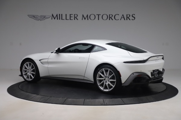 New 2020 Aston Martin Vantage for sale $181,781 at Alfa Romeo of Westport in Westport CT 06880 3