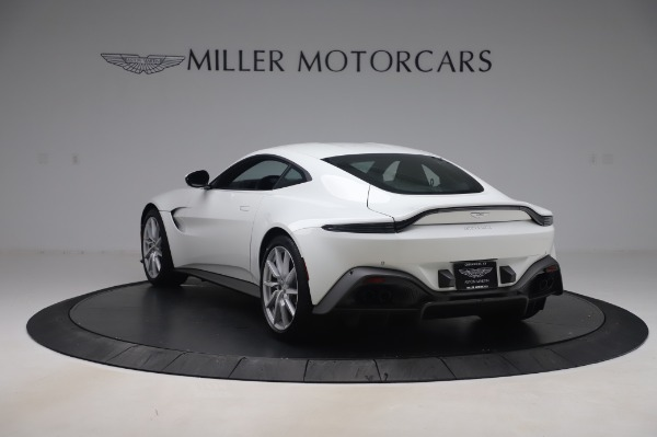 New 2020 Aston Martin Vantage for sale $181,781 at Alfa Romeo of Westport in Westport CT 06880 4