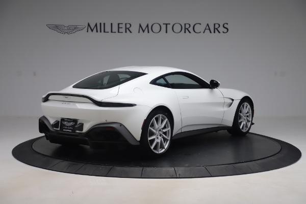New 2020 Aston Martin Vantage for sale $181,781 at Alfa Romeo of Westport in Westport CT 06880 7