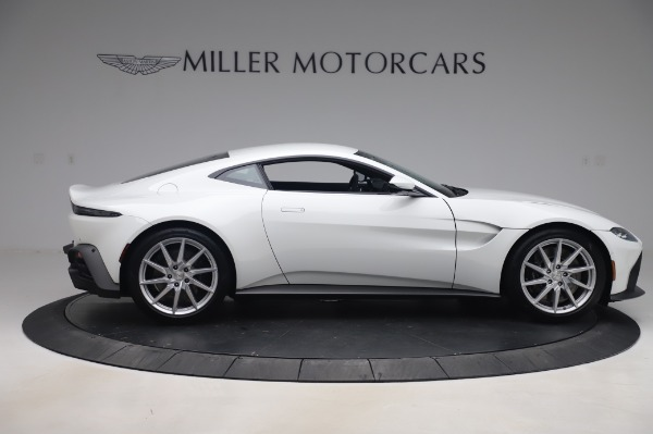 New 2020 Aston Martin Vantage for sale $181,781 at Alfa Romeo of Westport in Westport CT 06880 8