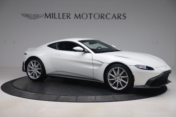 New 2020 Aston Martin Vantage for sale $181,781 at Alfa Romeo of Westport in Westport CT 06880 9