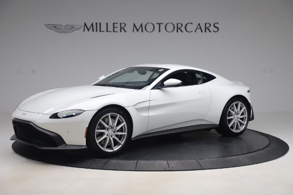 New 2020 Aston Martin Vantage for sale $181,781 at Alfa Romeo of Westport in Westport CT 06880 1