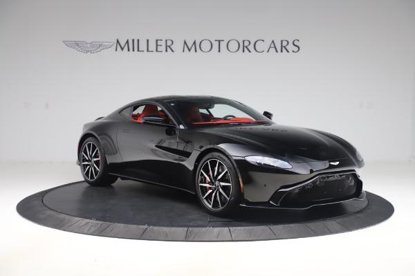 New 2020 Aston Martin Vantage for sale $185,181 at Alfa Romeo of Westport in Westport CT 06880 10