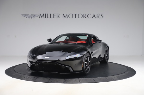 New 2020 Aston Martin Vantage for sale $185,181 at Alfa Romeo of Westport in Westport CT 06880 12
