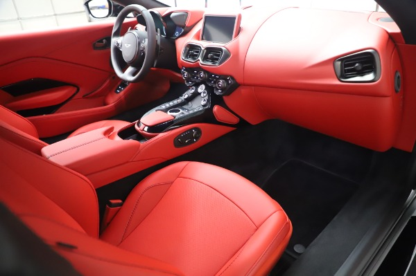 New 2020 Aston Martin Vantage for sale $185,181 at Alfa Romeo of Westport in Westport CT 06880 17