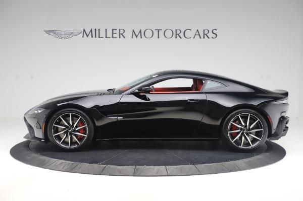 New 2020 Aston Martin Vantage for sale $185,181 at Alfa Romeo of Westport in Westport CT 06880 2