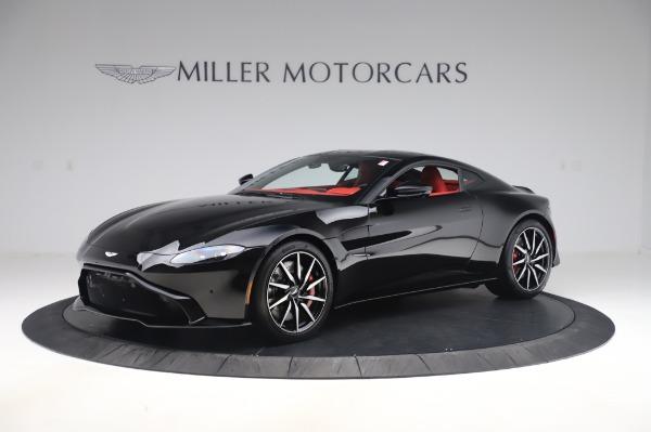 New 2020 Aston Martin Vantage for sale $185,181 at Alfa Romeo of Westport in Westport CT 06880 1