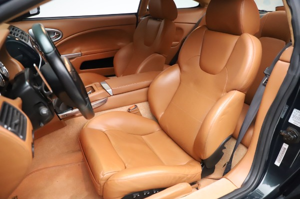 Used 2003 Aston Martin V12 Vanquish Coupe for sale $79,900 at Alfa Romeo of Westport in Westport CT 06880 15