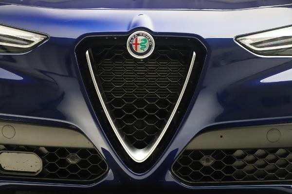 New 2020 Alfa Romeo Stelvio Q4 for sale Sold at Alfa Romeo of Westport in Westport CT 06880 13