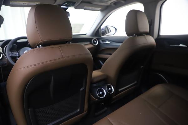 New 2020 Alfa Romeo Stelvio Q4 for sale Sold at Alfa Romeo of Westport in Westport CT 06880 21