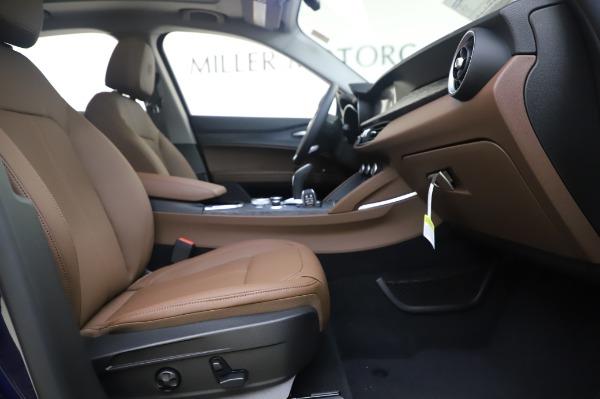 New 2020 Alfa Romeo Stelvio Q4 for sale Sold at Alfa Romeo of Westport in Westport CT 06880 24