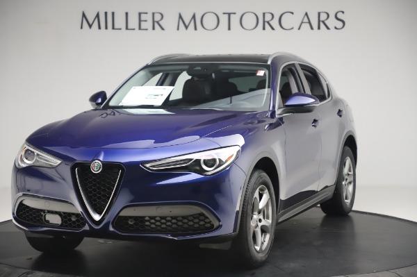 New 2020 Alfa Romeo Stelvio Q4 for sale Sold at Alfa Romeo of Westport in Westport CT 06880 1
