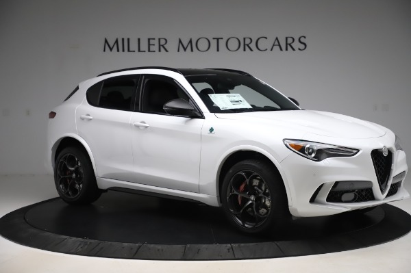 New 2020 Alfa Romeo Stelvio Quadrifoglio for sale Sold at Alfa Romeo of Westport in Westport CT 06880 10