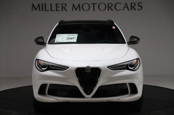 New 2020 Alfa Romeo Stelvio Quadrifoglio for sale Sold at Alfa Romeo of Westport in Westport CT 06880 12
