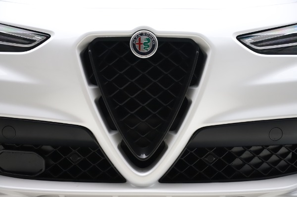 New 2020 Alfa Romeo Stelvio Quadrifoglio for sale Sold at Alfa Romeo of Westport in Westport CT 06880 13