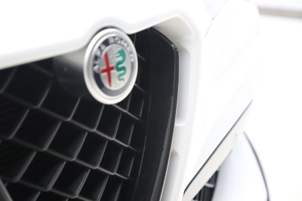 New 2020 Alfa Romeo Stelvio Quadrifoglio for sale Sold at Alfa Romeo of Westport in Westport CT 06880 14
