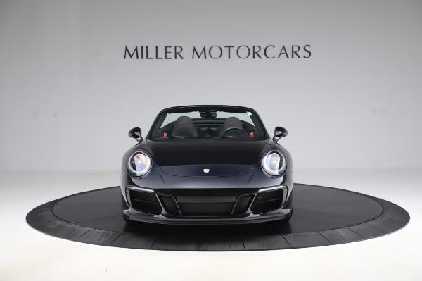 Used 2018 Porsche 911 Carrera 4 GTS for sale Sold at Alfa Romeo of Westport in Westport CT 06880 11