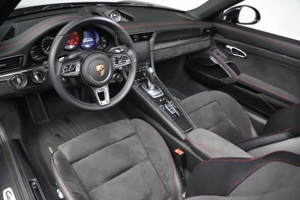Used 2018 Porsche 911 Carrera 4 GTS for sale Sold at Alfa Romeo of Westport in Westport CT 06880 13