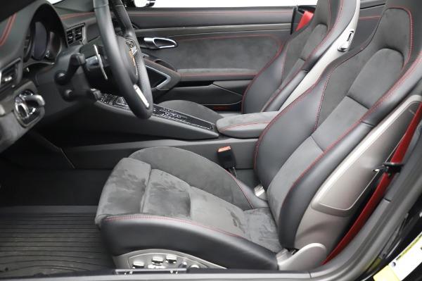 Used 2018 Porsche 911 Carrera 4 GTS for sale Sold at Alfa Romeo of Westport in Westport CT 06880 14