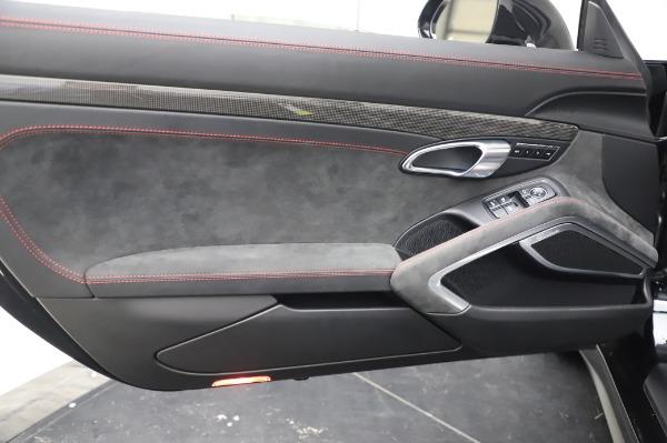 Used 2018 Porsche 911 Carrera 4 GTS for sale Sold at Alfa Romeo of Westport in Westport CT 06880 17