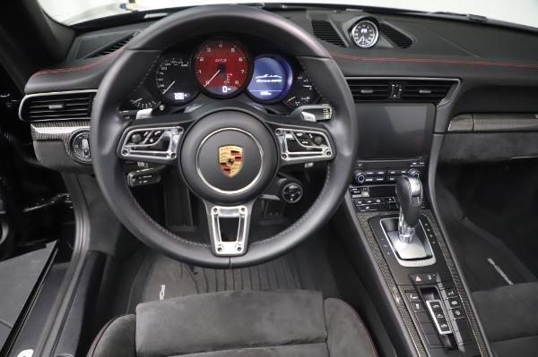Used 2018 Porsche 911 Carrera 4 GTS for sale Sold at Alfa Romeo of Westport in Westport CT 06880 18
