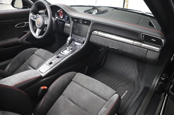 Used 2018 Porsche 911 Carrera 4 GTS for sale Sold at Alfa Romeo of Westport in Westport CT 06880 19