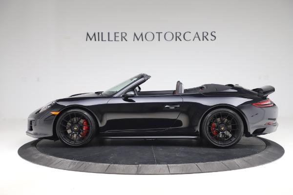 Used 2018 Porsche 911 Carrera 4 GTS for sale Sold at Alfa Romeo of Westport in Westport CT 06880 2