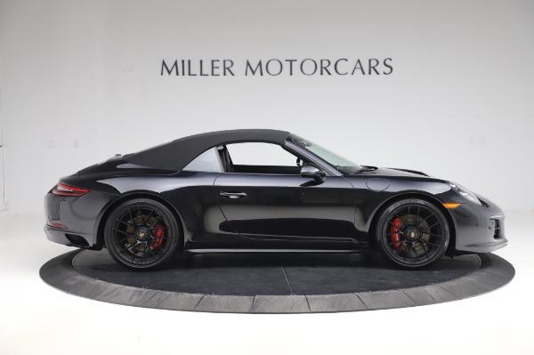 Used 2018 Porsche 911 Carrera 4 GTS for sale Sold at Alfa Romeo of Westport in Westport CT 06880 26