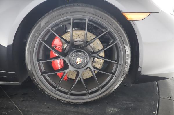 Used 2018 Porsche 911 Carrera 4 GTS for sale Sold at Alfa Romeo of Westport in Westport CT 06880 28